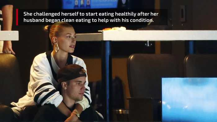 Hailey Bieber overhauled her diet after Justin's Lyme disease diagnosis