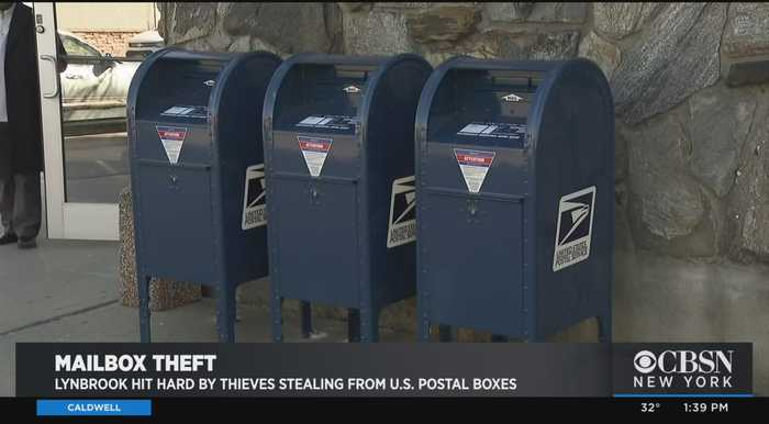 Police On Long Island Report Spate Of Mailbox Fishing Incidents