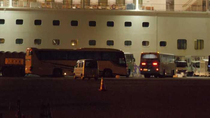 Britons gearing up for quarantine on return from coronavirus-hit cruise ship