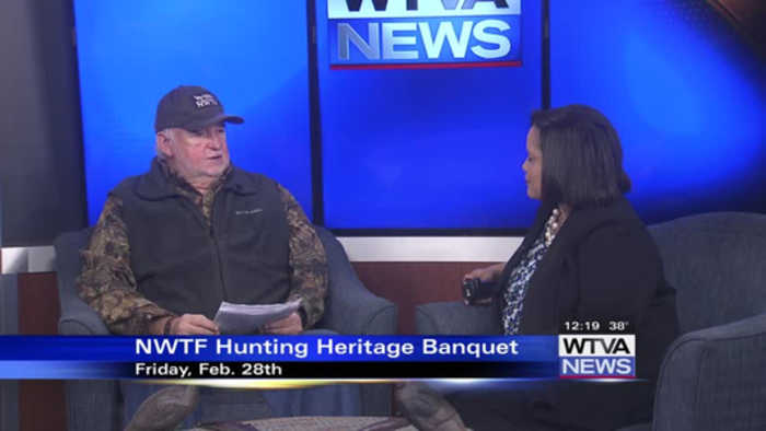 Interview: NWTF Hunting Heritage Banquet