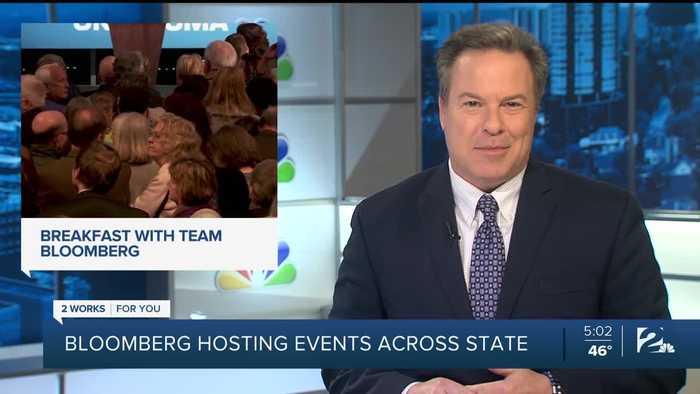 Bloomberg to Host Events Across Oklahoma