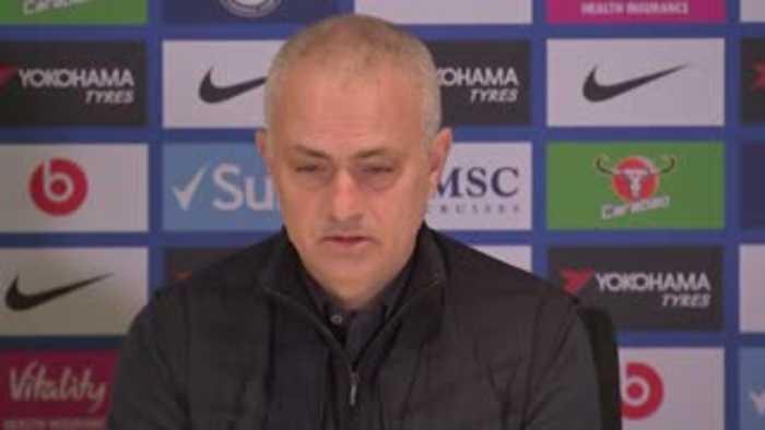 Mourinho wishes the season was over