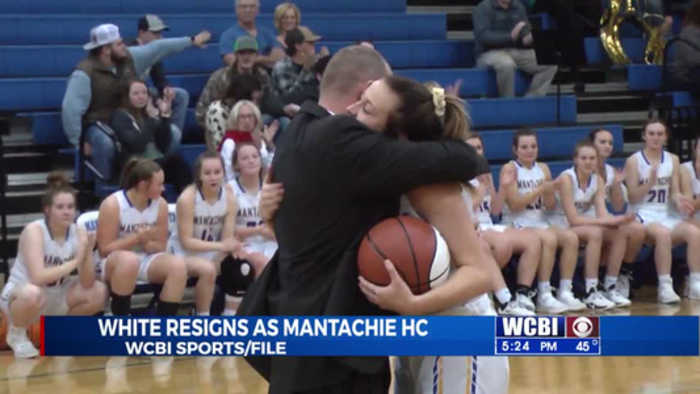 Mantachie Head Coach Kevin White Steps Down