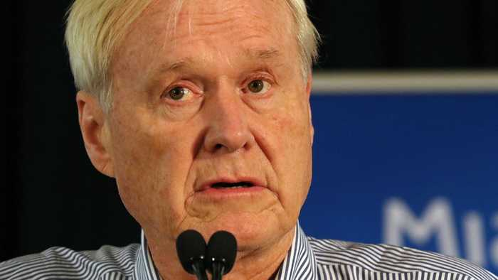 MSNBC's Chris Matthews Under Fire For Comparing Sanders Supporters To Nazis