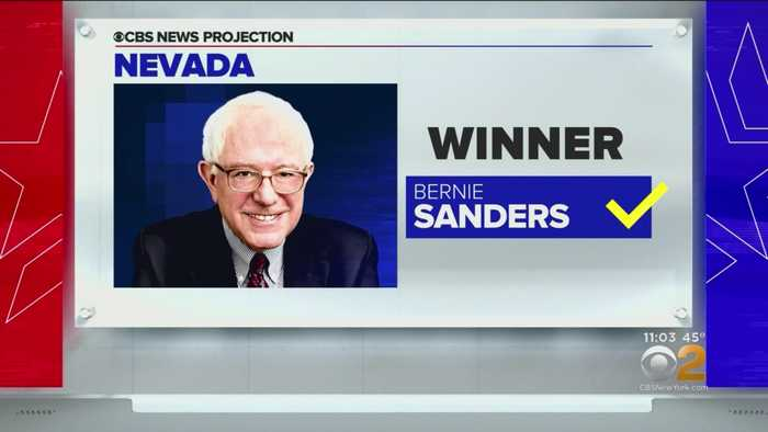 Sen. Sanders Wins Nevada Caucuses