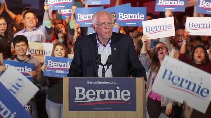 Sanders wins Nevada primary