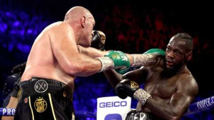 Fury beats Wilder in heavyweight rematch
