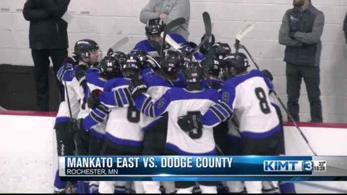 Section boy's hockey highlights from Saturday