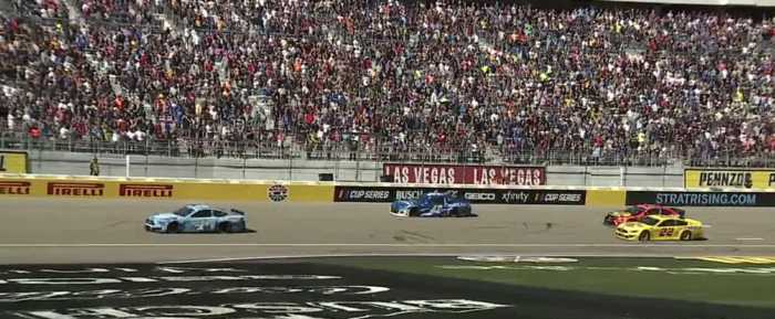Pennzoil 400 thrills fans during NASCAR weekend