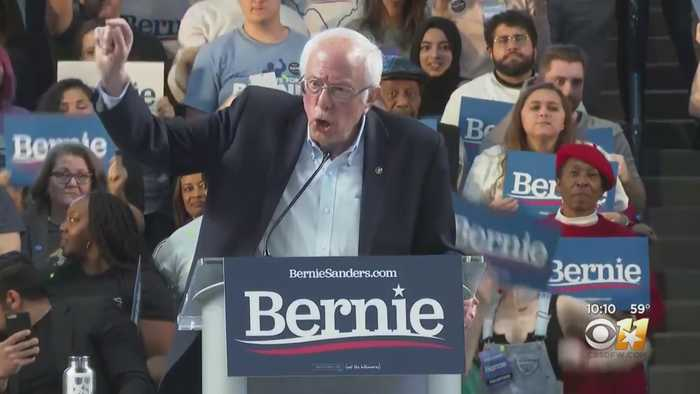 Bernie Sanders Predicts Texas Victory On Both Super Tuesday, November Election