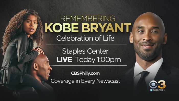 Fans Stream Into Staples Center As They Prepare To Celebrate Life Of Kobe Bryant, Daughter Gianna