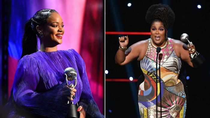 2020 NAACP Image Awards Highlights: Lizzo's Big Win, Rihanna's Passionate Speech and More | Billboard News