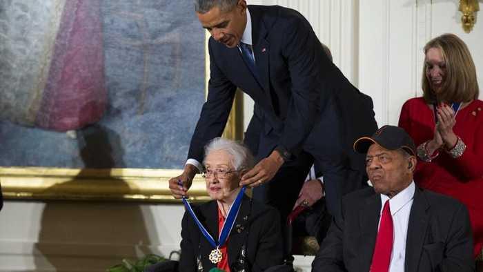 Pioneering black NASA mathematician Katherine Johnson dies at 101