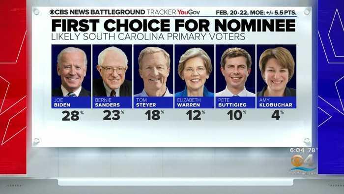 Dems Gearing Up For South Carolina Debate