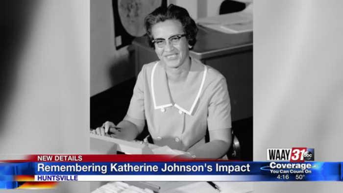 Huntsville man remembers American space icon Katherine Johnson