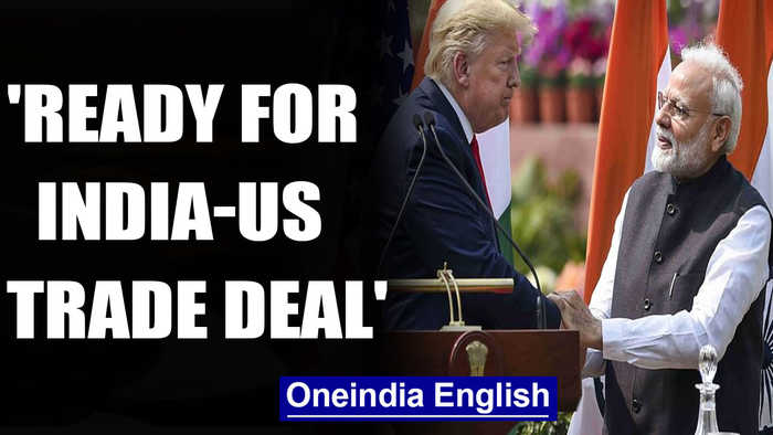 PM Modi and US President issued a joint statement after holding bilateral talks   Oneindia News