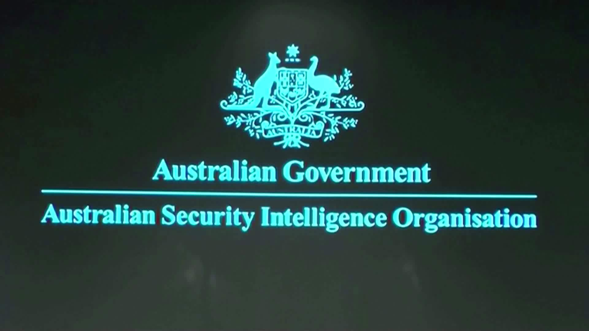 Australia spy chief warns of foreign espionage
