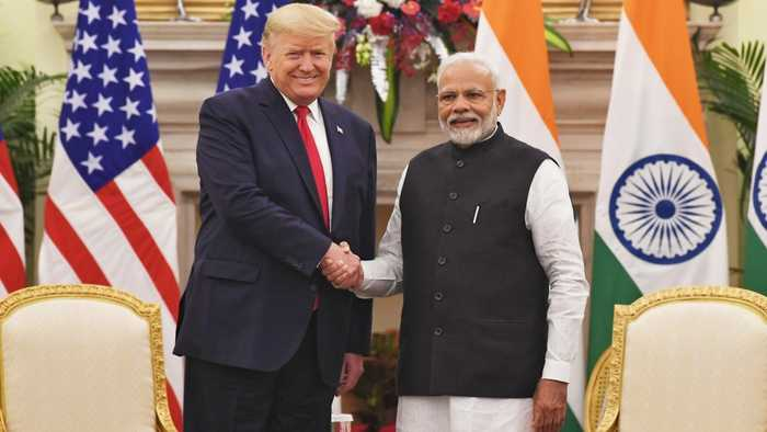 India To Purchase $3 Billion Worth Of Military Equipment From U.S.