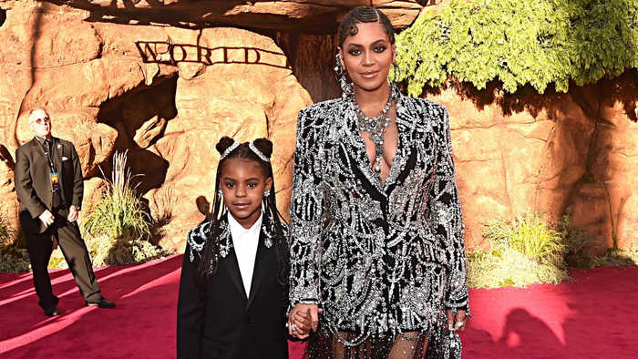 Blue Ivy Carter wins NAACP Image Award for 'Brown Skin Girl'