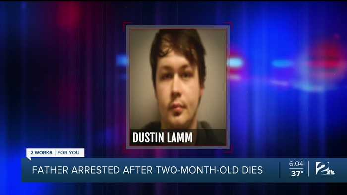 Father Arrested After 2-Month-Old Dies