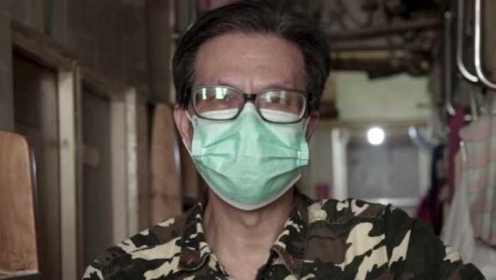 A Look Inside a Hong Kong 'Coffin Home' Amid the Coronavirus Outbreak