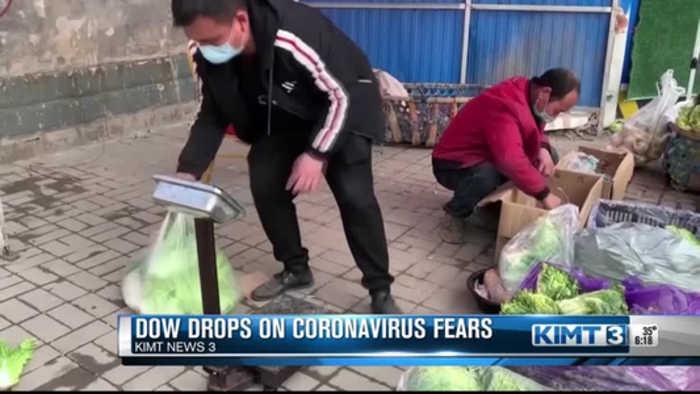 Coronavirus affecting trade