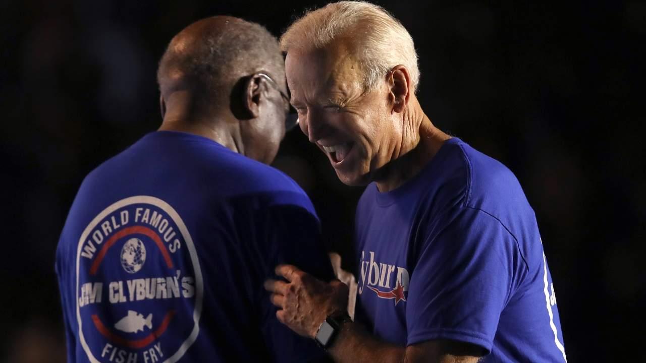 Joe Biden Gets Coveted Endorsement From Rep. James Clyburn
