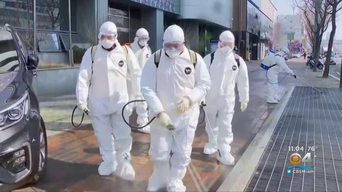 CDC Sounds Alarm On Coronavirus