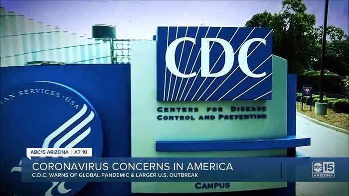 Coronavirus concerns in America