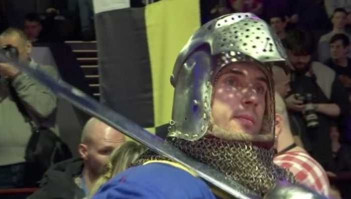This Medieval Sword Fighting Competition is Insane to Watch!
