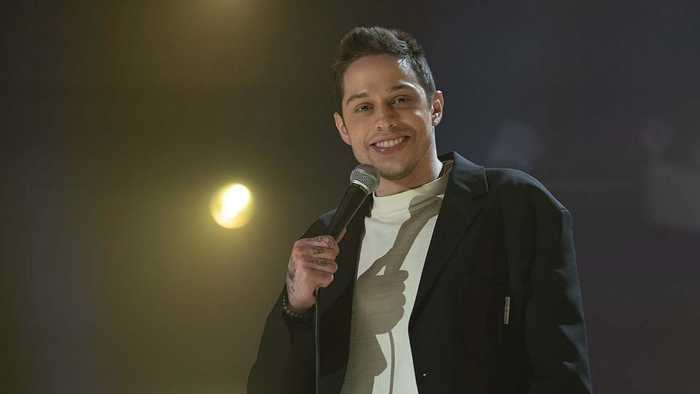 Pete Davidson Reacts to Ariana Grande Calling Their Relationship a
