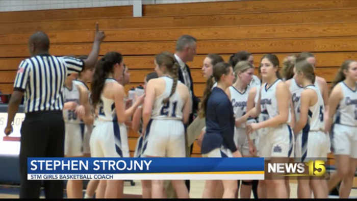 STM Gets Past Rival Rebels  to Take on U-High