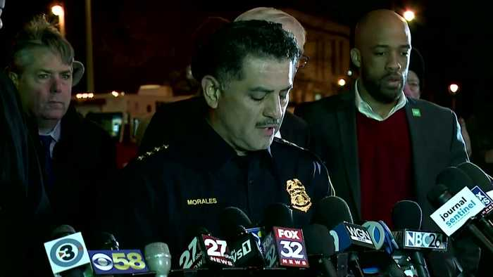 At least six dead, including gunman, in Milwaukee brewery shooting