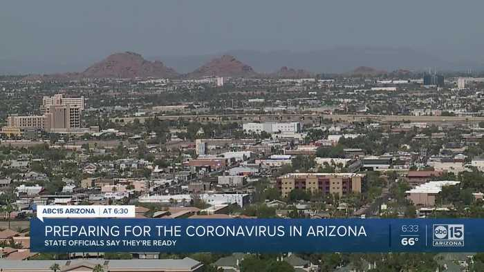 Preparing for the coronavirus in Arizona