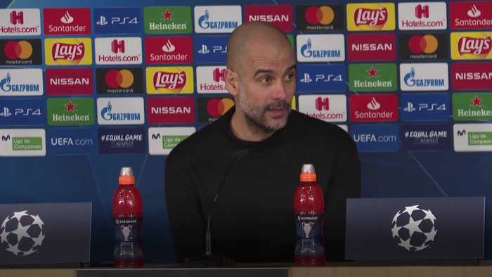 Guardiola hails Man City comeback at Real Madrid