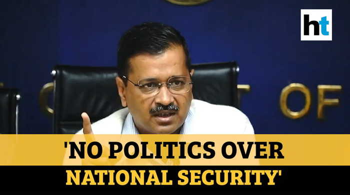 Delhi riots: CM Kejriwal calls for strict action against whoever found guilty