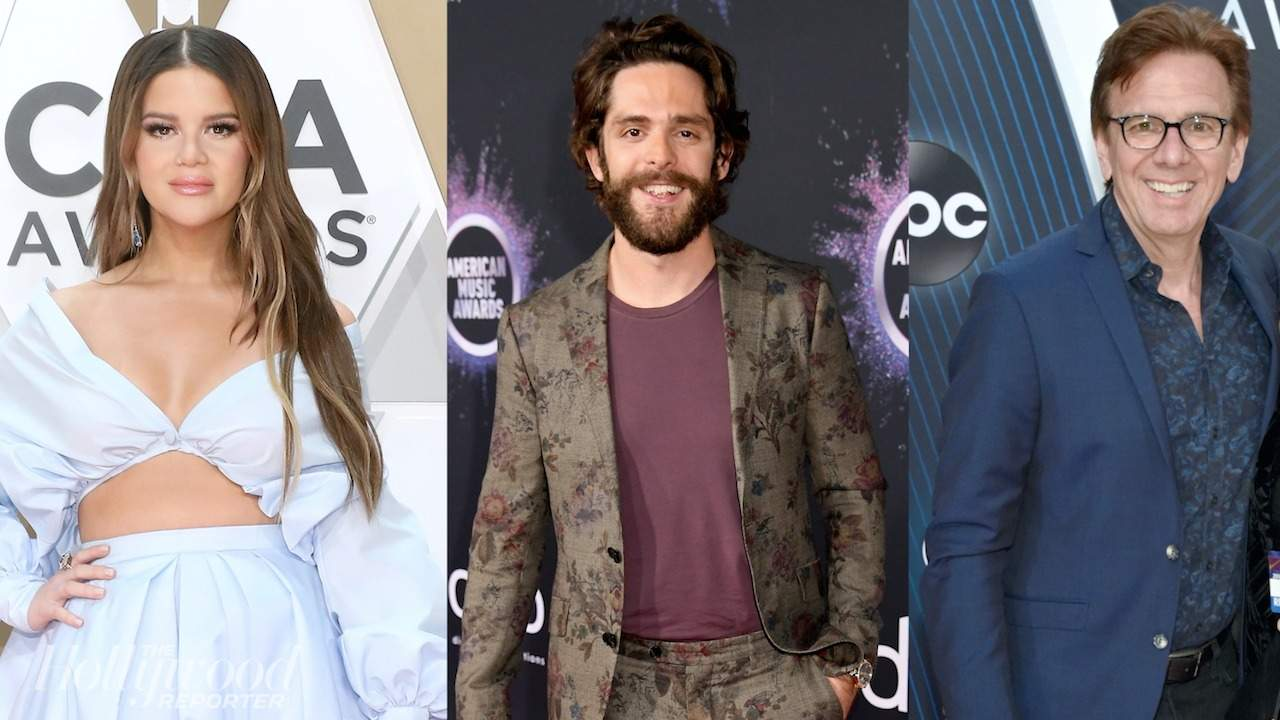 Maren Morris and Thomas Rhett Lead 2020 ACM Awards Nominations | THR News