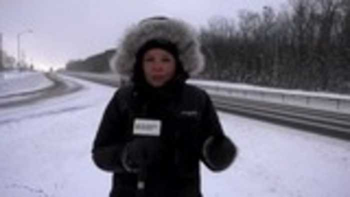 'Road closures are only going to get worse:' Storm Hunter Jaclyn Whittal on snow squalls