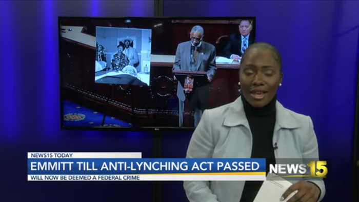 Lynching Federal Act
