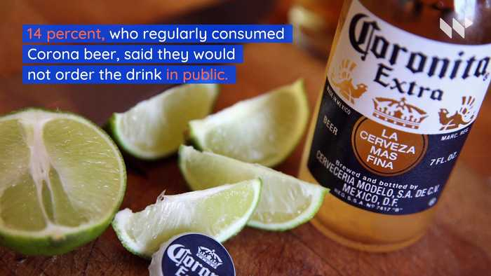 Some Americans Are Scared to Drink Corona Beer Amid Coronavirus Epidemic