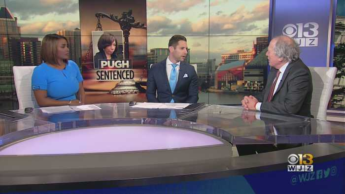 Legal Expert Doug Colbert Discusses How Baltimore Moves Forward After Catherine Pugh's Sentencing