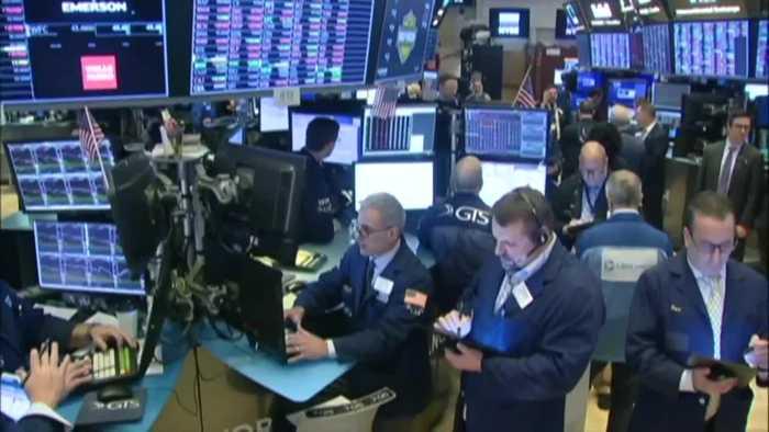 Dow takes a dive scaring investors worldwide