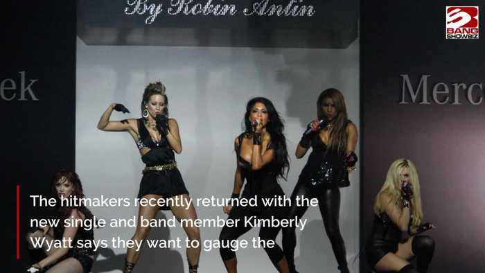 The Pussycat Dolls promise more tunes if fans React well to comeback track