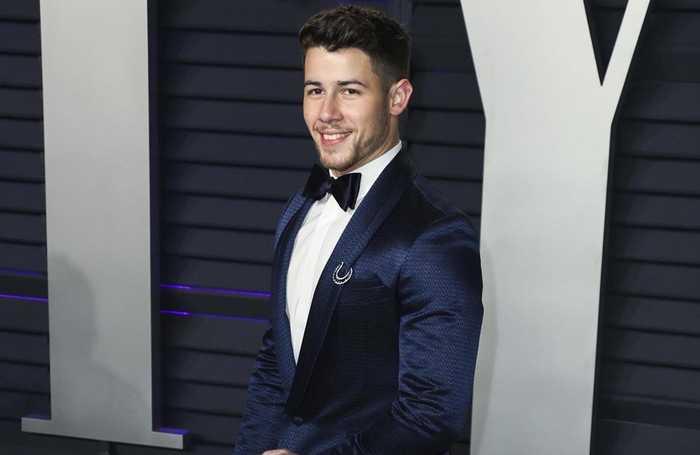 Nick Jonas dreamed of playing baseball at university