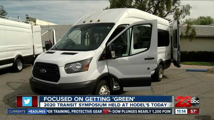 2020 Transit Symposium focused on getting