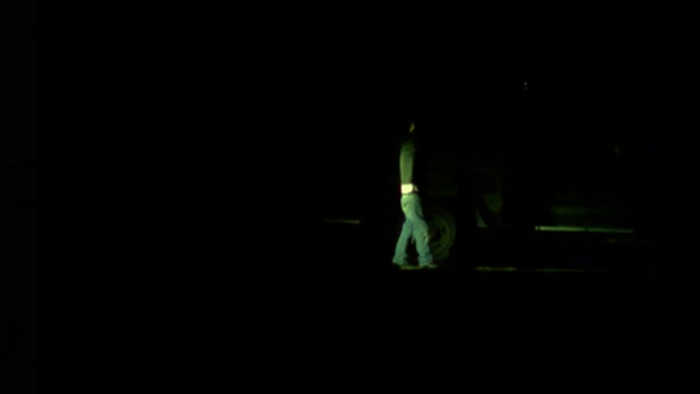 Watch Daniel Miner surrender to law enforcement