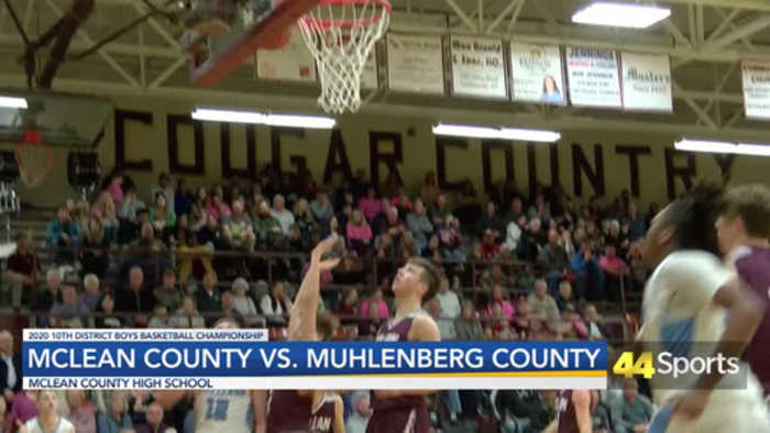 2020 6th & 10th District Championships: Webster County and Muhlenberg County Capture Hardware