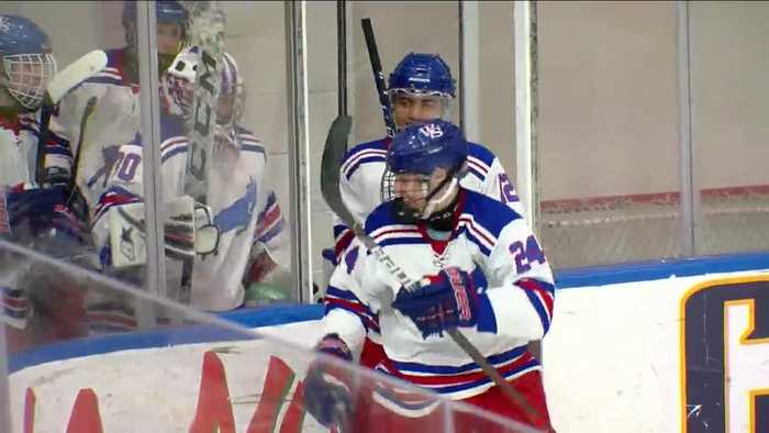 Williamsville South and Starpoint advance to small school hockey championship