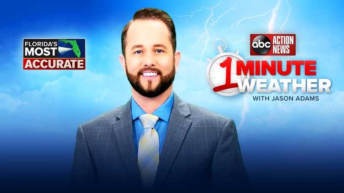 Florida's Most Accurate Forecast with Jason on Saturday, February 29, 2020