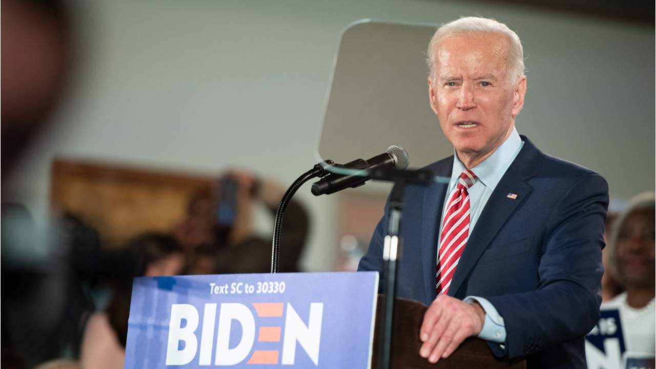 Biden Urges South Carolina To Vote For Him To Go Against Trump